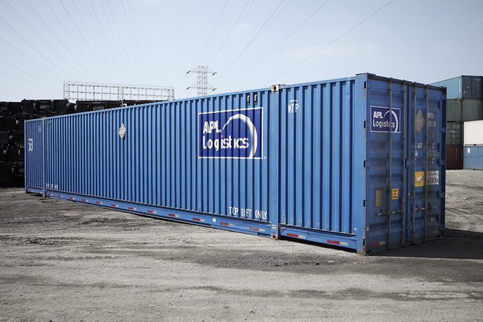 53 foot shipping container - storage quality