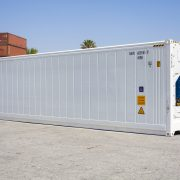 ColdBox Refrigerated 40 foot Shipping Container